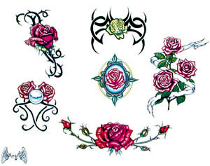 Free Tattoo Designs For Women