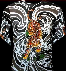 Tattoo Long/Short Sleeve Shirts