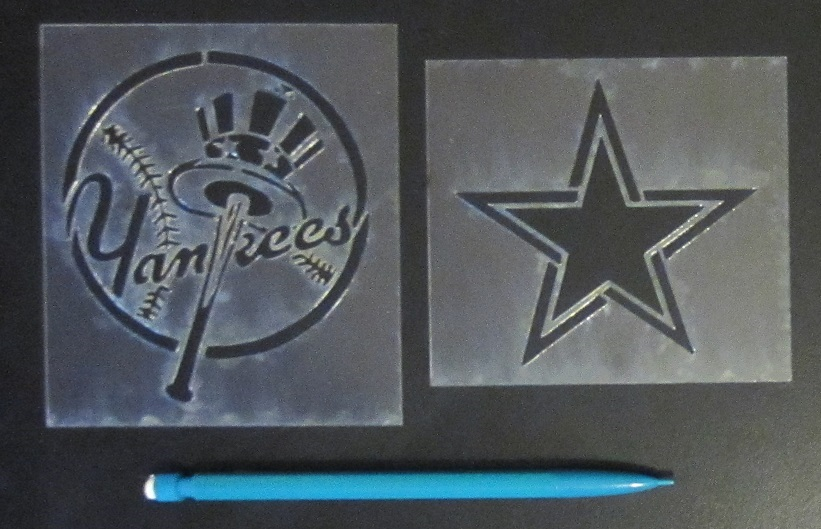 Stencil Samples and Uses