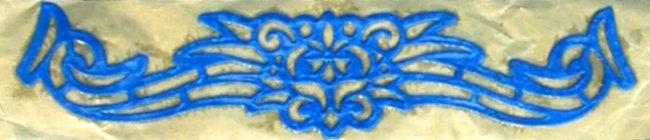Back/Chest Stencil