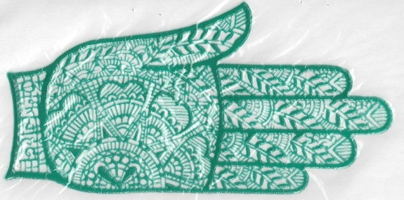 Click Thumbnail Image to view larger Photo of Stencil.