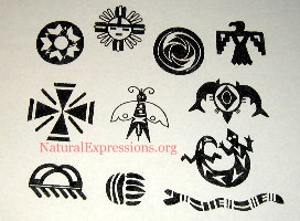 native american these stencils for henna tattoos include 11 native